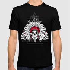 Southern Death Cult Mens Fitted Tee Black SMALL
