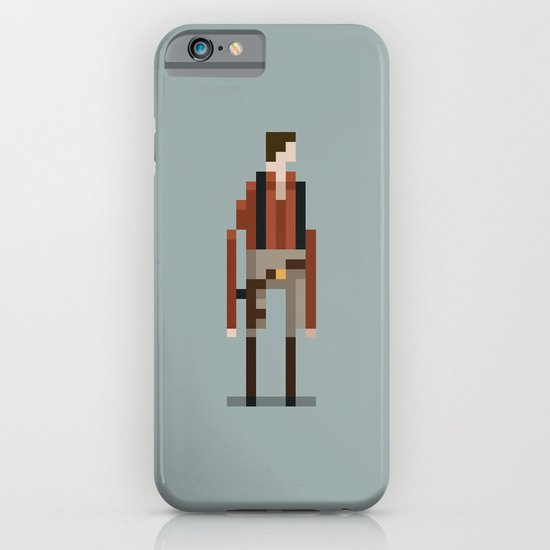 Cap'n Mal iPhone & iPod Case