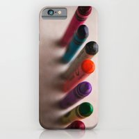 iPhone & iPod Case featuring Color Line by Jenny Seto Photography