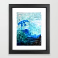 Water No. 2 Framed Art Print