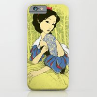 Her Hidden Tattoos iPhone 6 Slim Case