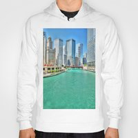 Downtown Chicago Hoody