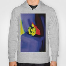 Lamentation in Blue, Yellow, and Orange Hoody