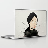 pop art Laptop & iPad Skins featuring Pop by John Murphy