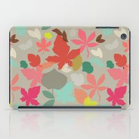 spring and fall iPad Case
