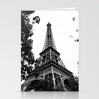 Touch The Sky  Stationery Cards