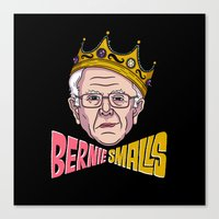 Bernie Smalls Canvas Print