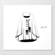 Cape Ghost Canvas Print