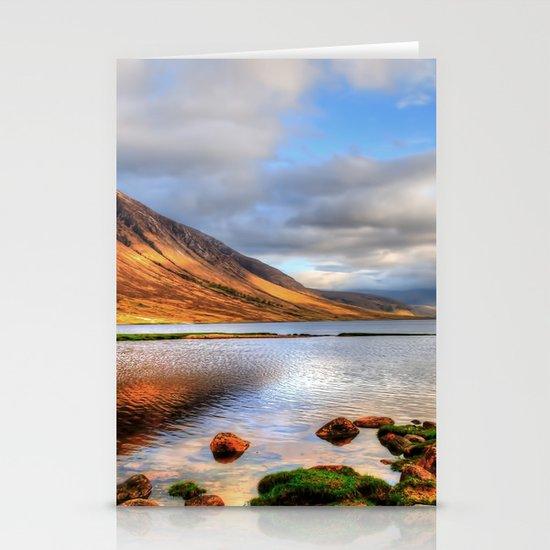 Loch Etive Stationery Card