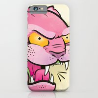 Pink Panther Tattoo Flash iPhone 6 Slim Case