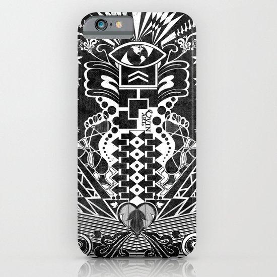 Insane Black & White iPhone & iPod Case