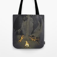 Let's Settle It - In The… Tote Bag