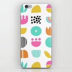 SIMPLE GEOMETRIC 001 iPhone & iPod Skin