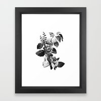 REALLA Framed Art Print