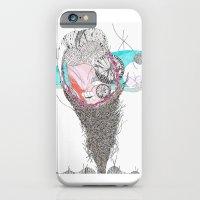 iPhone & iPod Case featuring Threads by Yael Steinwurzel