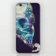 iPhone & iPod Skin featuring Dream Big by Dan Elijah G. Fajard…