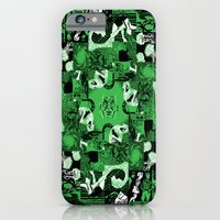 iPhone & iPod Case featuring Summer Relief by Inque