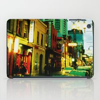 Chinatown Colour iPad Case