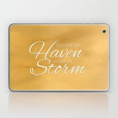 Haven from the Storm Laptop & iPad Skin