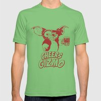 Cheers Gizmo Mens Fitted Tee Grass SMALL