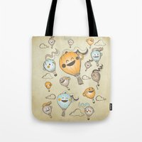Around The World In Coff… Tote Bag