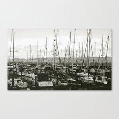 rods Canvas Print