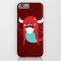 Monster Nagging iPhone 6 Slim Case