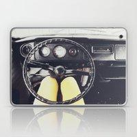 From Behind The Wheel - I Laptop & iPad Skin