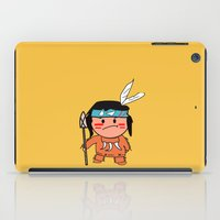 Little Red Indian iPad Case