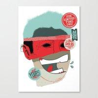 Buy Me!!! Canvas Print