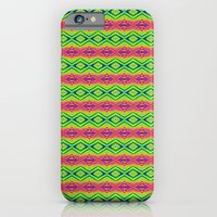 iPhone & iPod Case featuring Aztec by EFD_