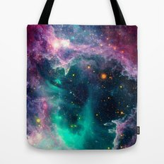 Pillars of Star Formation Tote Bag
