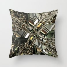 TheFourGreatComeTogether Throw Pillow