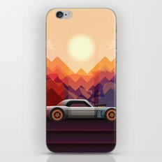 Into the Sun, Ford Mustang 65 KB iPhone & iPod Skin