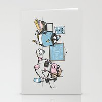 Flight Experiment Stationery Cards