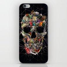 Fragile Skull iPhone & iPod Skin