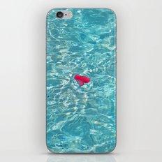 Petal Pool iPhone & iPod Skin