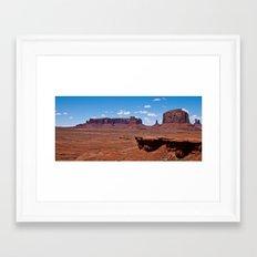 Hitch'em Framed Art Print