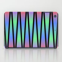 Lines And Colors iPad Case