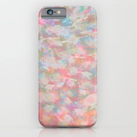 Peaceful Flight iPhone & iPod Case