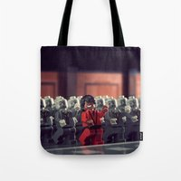 This is Thriller Tote Bag