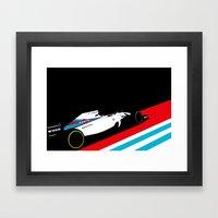 Fw36  Framed Art Print