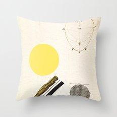 Ratios. Throw Pillow
