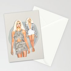 Glow In The With The Stars  Stationery Cards
