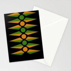 Rotational Symmetry Stationery Cards