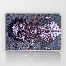 Black Flies Laptop & iPad Skin