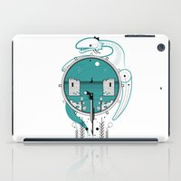 A Legend of Water iPad Case