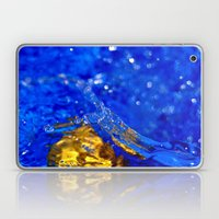 water snail Laptop & iPad Skin