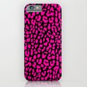 Pink Black Leopard iPhone & iPod Case