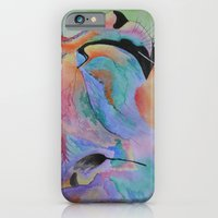 iPhone & iPod Case featuring Vibrant Cheetah by Brittany Hart